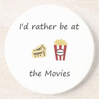 Estaría bastante en las películas posavasos personalizados
