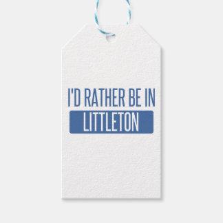 Estaría bastante en Littleton Etiquetas Para Regalos