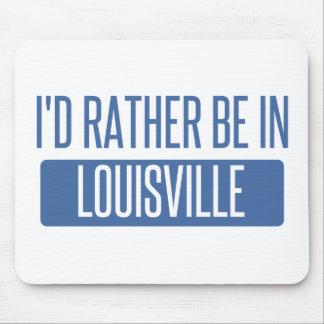 Estaría bastante en Louisville Alfombrilla De Ratón