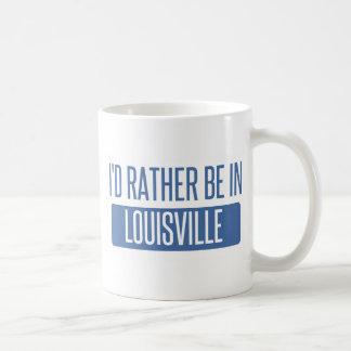 Estaría bastante en Louisville Taza De Café