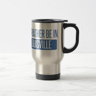 Estaría bastante en Louisville Taza De Viaje