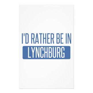 Estaría bastante en Lynchburg Papeleria De Diseño