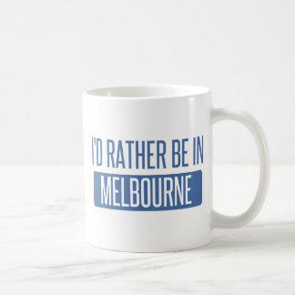 Estaría bastante en Melbourne Taza De Café