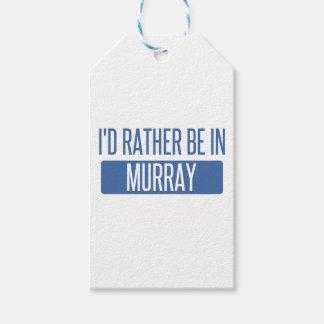 Estaría bastante en Murray Etiquetas Para Regalos