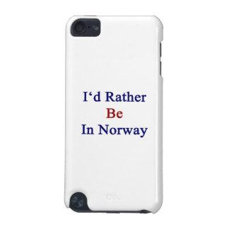 Estaría bastante en Noruega