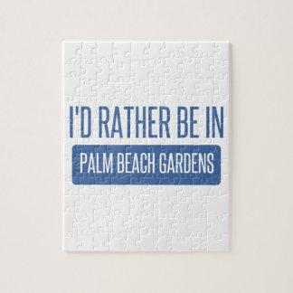 Estaría bastante en Palm Beach Gardens Puzzle
