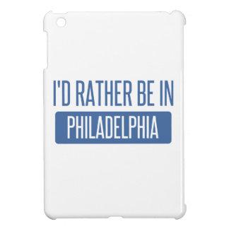 Estaría bastante en Philadelphia