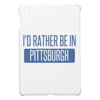 Estaría bastante en Pittsburgh
