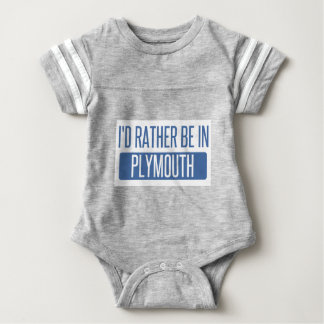 Estaría bastante en Plymouth Body Para Bebé
