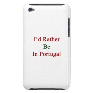 Estaría bastante en Portugal iPod Case-Mate Carcasa