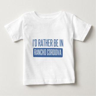 Estaría bastante en Rancho Cordova Camiseta De Bebé