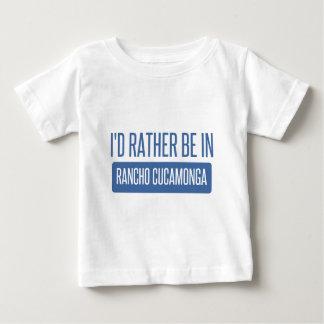 Estaría bastante en Rancho Cucamonga Camiseta De Bebé