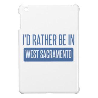 Estaría bastante en Sacramento del oeste