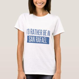 Estaría bastante en San Rafael Camiseta