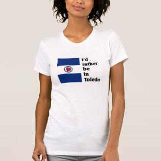 Estaría bastante en Toledo Camisetas