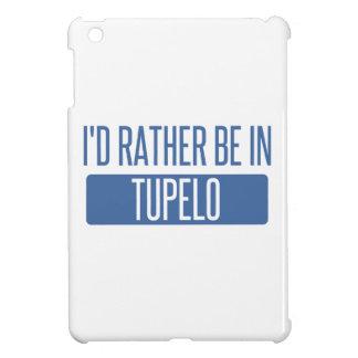 Estaría bastante en Tupelo