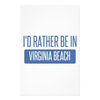Estaría bastante en Virginia Beach Papeleria De Diseño