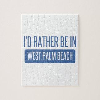 Estaría bastante en West Palm Beach Puzzle