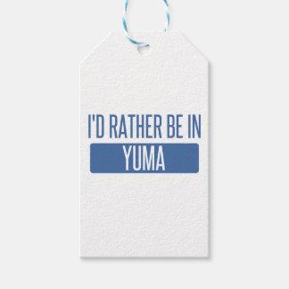 Estaría bastante en Yuma Etiquetas Para Regalos