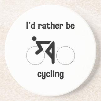 Estaría completando un ciclo bastante posavasos diseño