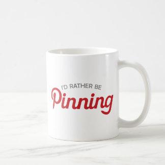 Estaría fijando bastante taza de café