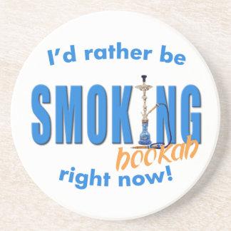 Estaría fumando bastante ahora posavasos manualidades