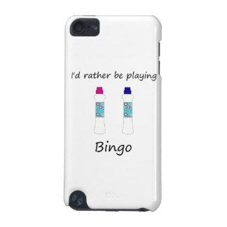 Estaría jugando bastante el bingo (los funda para iPod touch 5G