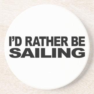 Estaría navegando bastante posavasos manualidades