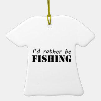 Estaría pescando bastante ornamentos para reyes magos