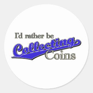 Estaría recogiendo bastante monedas pegatinas