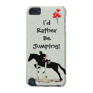 ¡Estaría saltando bastante! Caballo Funda Para iPod Touch 5G
