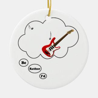 estaría tocando bastante la guitarra 8 adorno para reyes