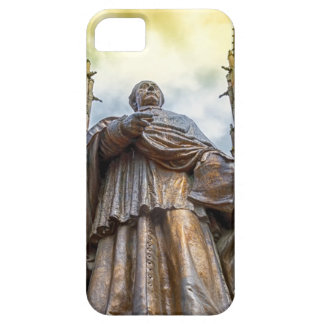 Estatua de Charles-Emilio Freppel, Obernai, Funda Para iPhone SE/5/5s