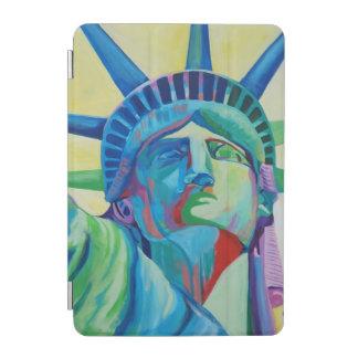 Estatua de la cubierta del iPad de la libertad Cubierta De iPad Mini