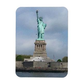 Estatua de la libertad imán