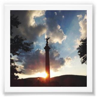 Estatua de West Point Fotografías