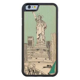 Fundas de madera para iPhone 6/6s en Zazzle