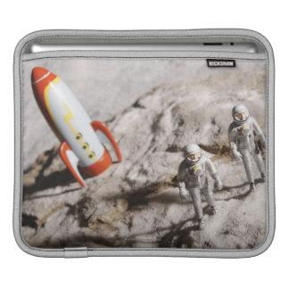Estatuillas del astronauta funda para iPads