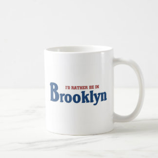 Esté bastante en Brooklyn Taza Clásica