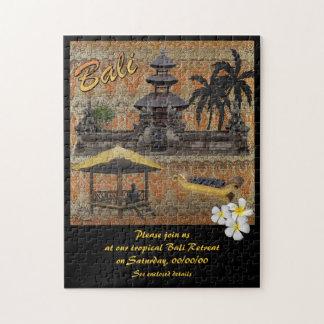 Éste es Bali Puzzle