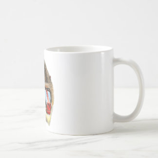 ÉSTE ES MANDRILL TAZAS DE CAFÉ