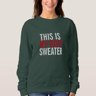 Éste es mi suéter feo