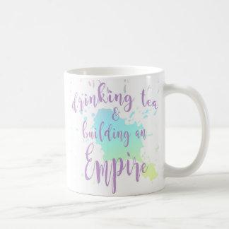 Éste es té taza de café