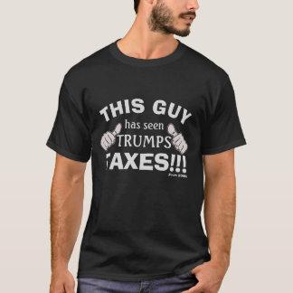 ¡Este individuo ha visto los impuestos del Camiseta