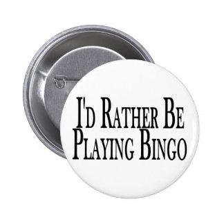 Esté jugando bastante bingo chapa redonda 5 cm