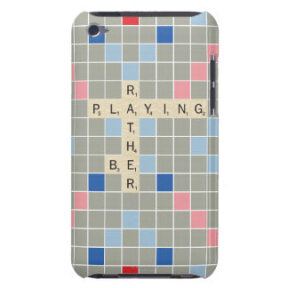Esté jugando bastante iPod touch Case-Mate fundas