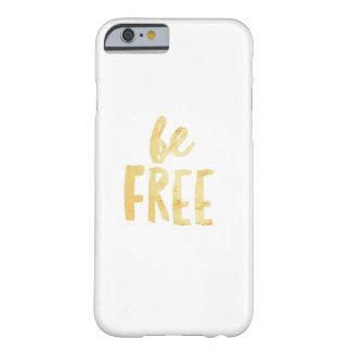Esté libre funda barely there iPhone 6