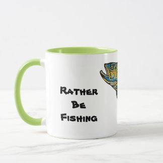 Esté pescando bastante la taza de café. Regalo