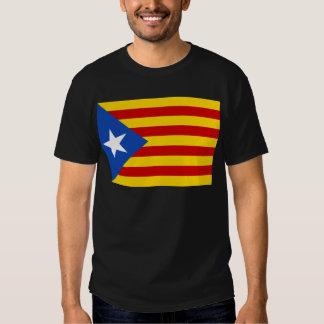 Estelada, independentista de Catalunya del bandera Camisetas