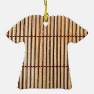 Estera de bambú japonesa